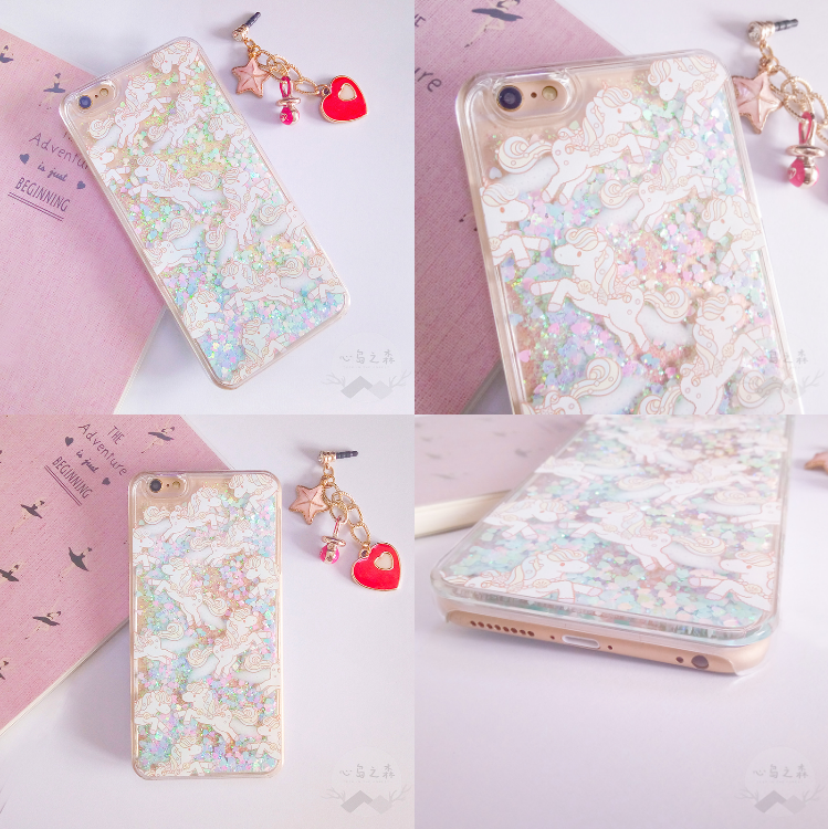 [PO] Unicorn iPhone Case Design B