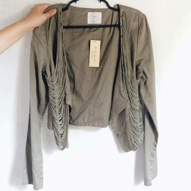Posh Jacket/Blazer