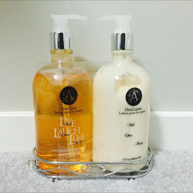 Soap & Lotion
