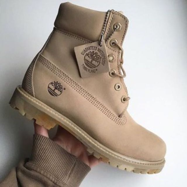 Timberlands Special Edition