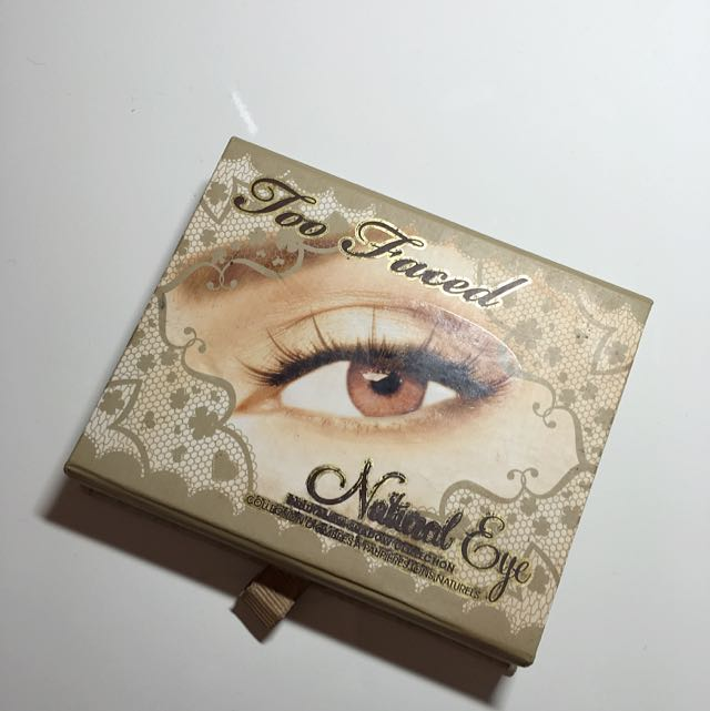 Two Faced Natural Eye Eyeshadow Pallete