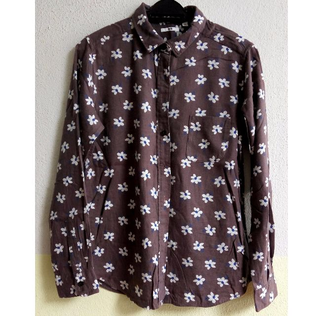 Reserved UNIQLO Flannel Shirt