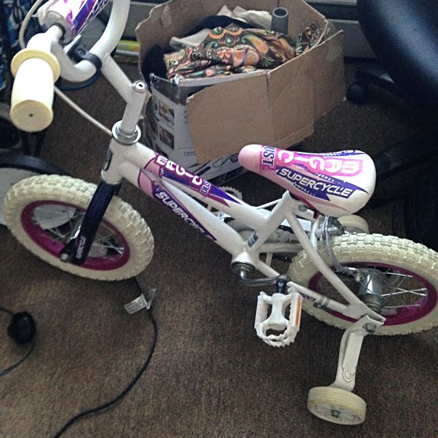 Used But New Girls Bicycle
