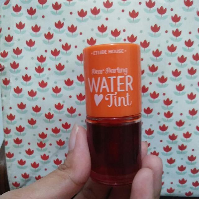 Water Tint Etude House ( Orange )