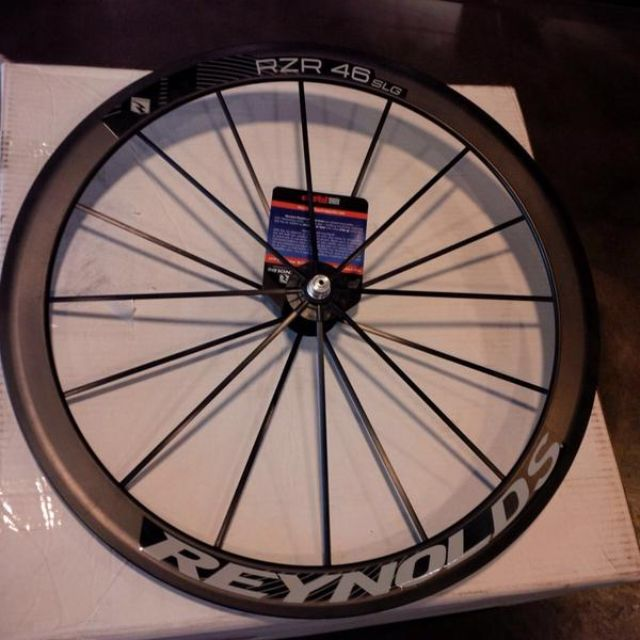 Wheelset reynold RZR, 46t, 16/20h
