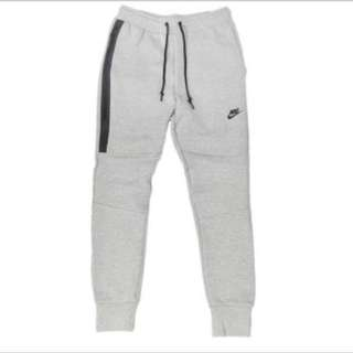 Nike 縮口褲 L號