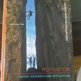 Motivation Textbook