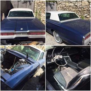 1974 Ford Thurderbird for Parts Classic
