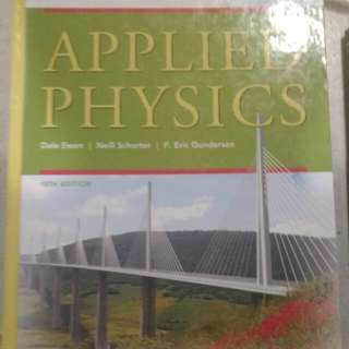 Applied physics Textbook For St. Clair