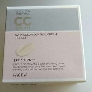Face Shop CC Cream Refill