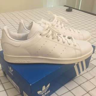 Stan Smiths All White