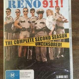 Reno 911 Season 2 DVD
