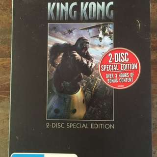 King King 2-disc Special Edition