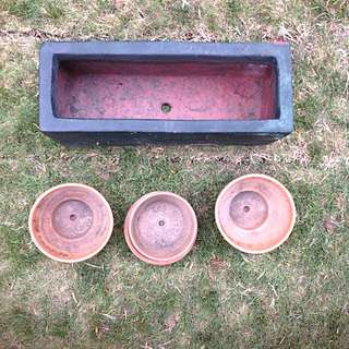 Clay And Terracotta Pots