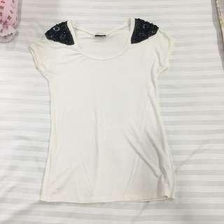 Bardot White Shirt