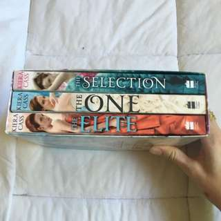BRAND NEW The Selection Series
