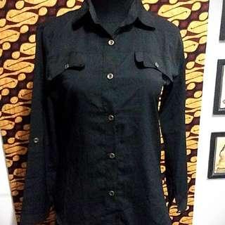 Hanna Black Shirt