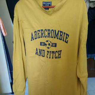 Abercrombie & Fitch Long Sleeve, Garage Long Sleeve.