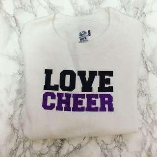 Love Cheer Crewneck