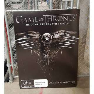 GAME OF THRONES - Large Bolster Card Feature Poster