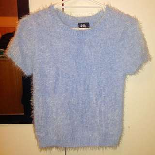 Dotti Fluffy Jumper