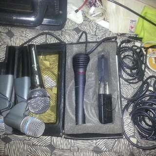 4 Pro Microphones. One Wireless