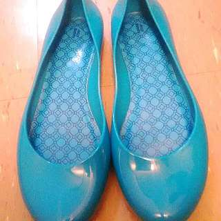 Jelly Flats Shoes