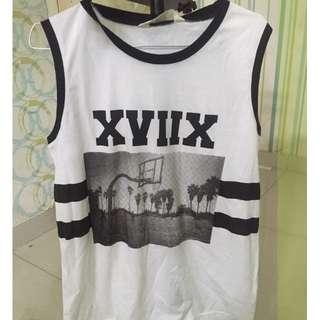 H&M TANKTOP XVIIX (UNISEX )