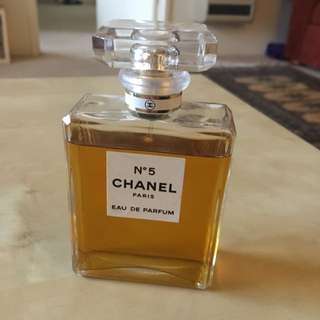 Chanel No 5 100ml Eau De Parfum