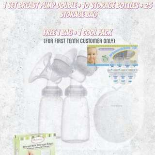 Double Breast Pump Electric Super Deal