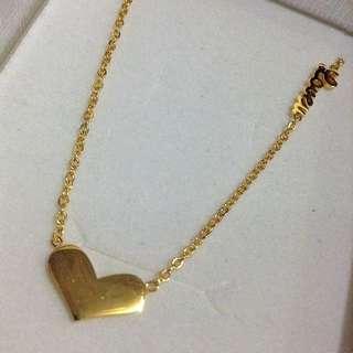 Heart Loveu Necklace