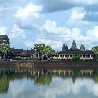 3days Tour package In Siem Reap-Angkor Wat.