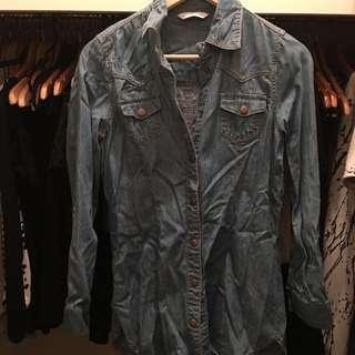 New Look Denim Shirt