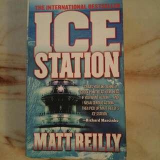 Matt Reilly Novel Excellent Condition