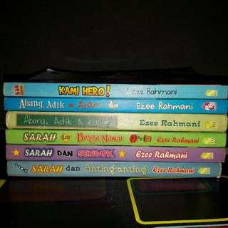 Novel Ezee Rahmani