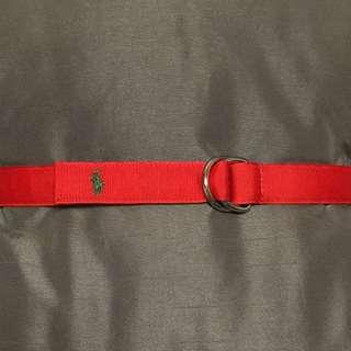 Polo Ralph Lauren Grosgrain D Ring Belt
