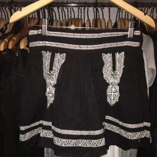 100% Cotton Skater Skirt