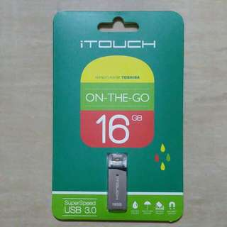 iTOUCH ON-THE-GO 16GB