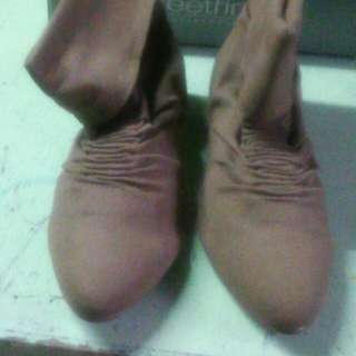 Aldo Brown Color Size 8