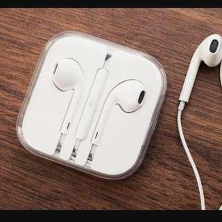 蘋果耳機 iPhone耳機 入耳式耳機