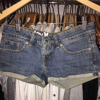 Hurley Denim Shorts