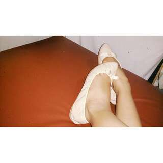 Flat Doll Shoes (Zara Brand)