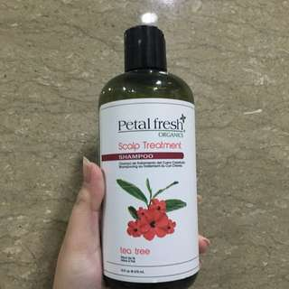 Petal Fresh Organic Scalp Care Shampoo