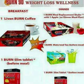 Burn Weight Loss Products
