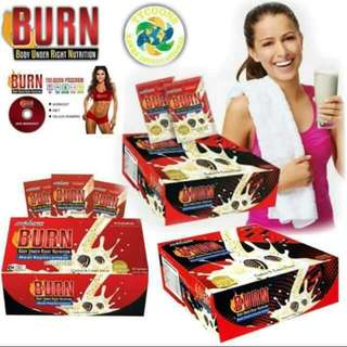 Burn Shake (Cookies And Cream Flavor)