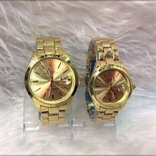 Couples Rolex watch