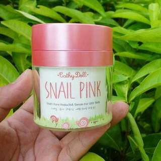 Snail Pink By Cathy Doll