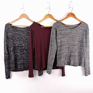 Unisex Long sleeves