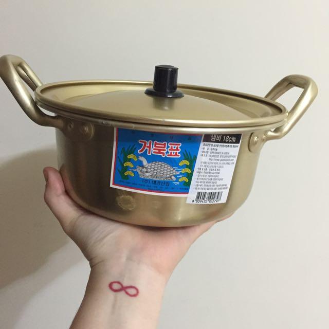 韓劇泡麵鍋