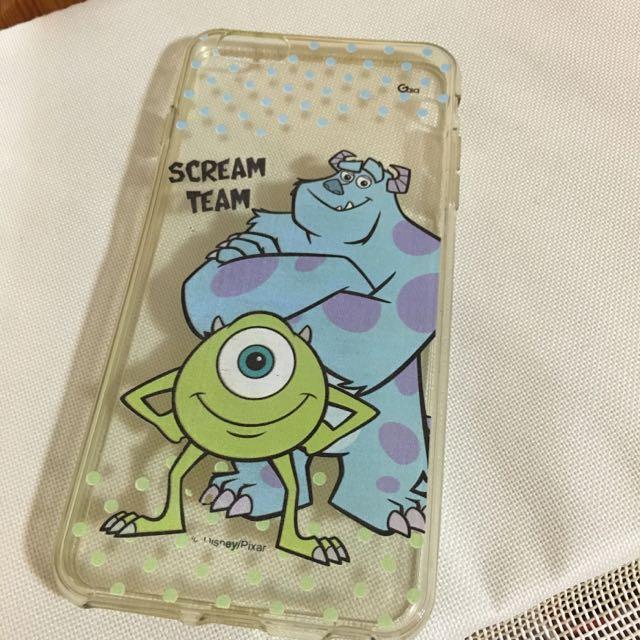 怪獸電力公司 iPhone 6/6s Plus 手機殼